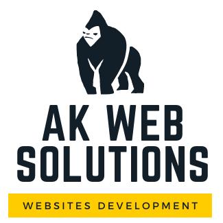 AK Web Solutions Logo